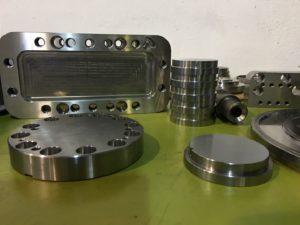 Unsere Leistungen. CNC Präzisionszerspanung