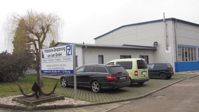 CNC PZI Gröbzig