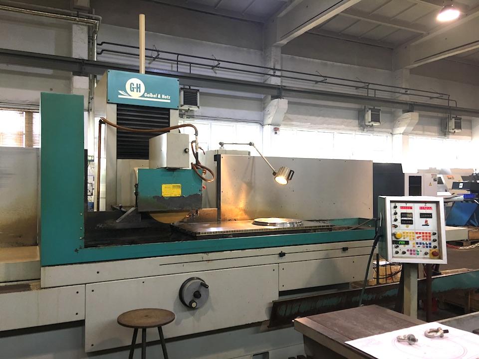 CNC Schleifen, CNC Schleifmaschine